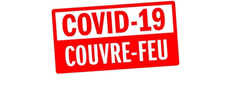Couvre feu COVID-19