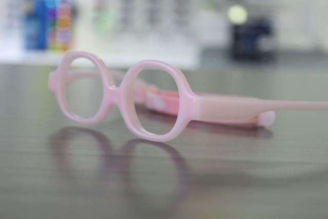Paire de lunettes enfant Lys Vision opticien Halluin et Bousbecque