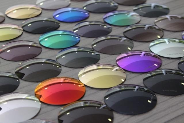 Verres solaires teintés lys vision opticien halluin et bousbecque